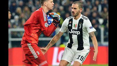 Juve: Bonucci, attenti a Immobile