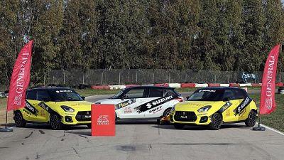 Il Rally Italia Talent sfreccia a Siena