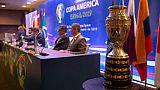 Copa America 2019 : le Brésil dans le vif avec le tirage