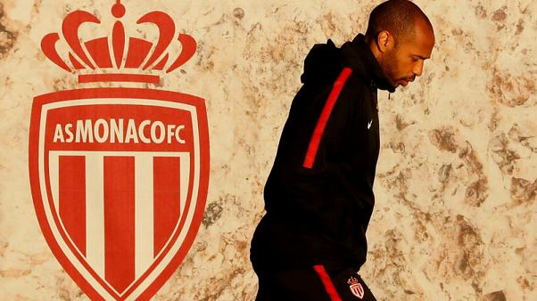 هنري يقترب من الرحيل عن موناكو بعد ايقاف النادي له