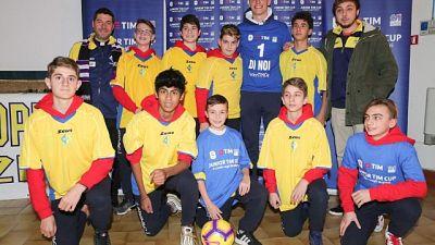 Junior Tim Cup fa tappa a Firenze