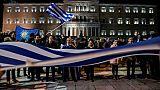 Nom de la Macédoine : sur la place Syntagma, des Grecs déterminés à se battre jusqu'au bout