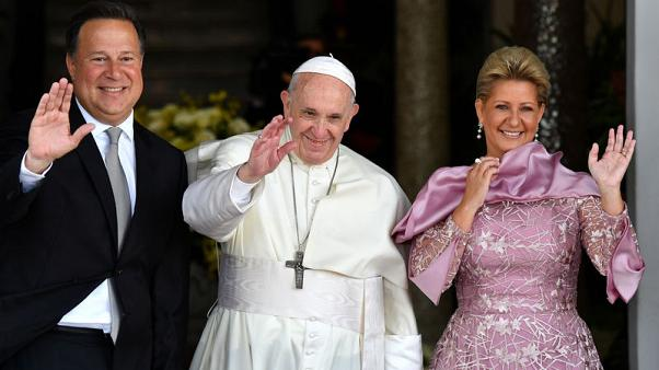 Pope says killing of women has become 'plague' in Latin America