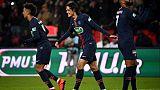 Coupe de France: le PSG se déplacera à Villefranche/Saône en 8e de finale