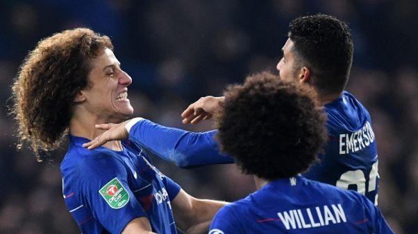 Coppa di Lega: il Chelsea in finale