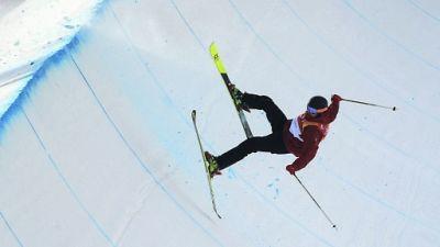 """Snowboard: les X Games, la très select """"Ligue des champions du freestyle"""""""