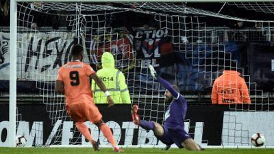 Coupe de France: Lyon se qualifie sans trembler à Amiens