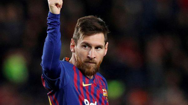 Argentina coach hopeful Messi will return to national team