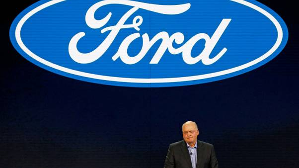 Ford CEO tells employees - 'Time to bury' 2018, focus on doubling profit