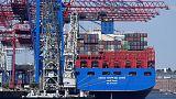 Global shipping rates slump in latest sign of economic slowdown