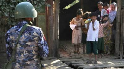 Birmanie: double spirale de violence ethnique en Etat Rakhine