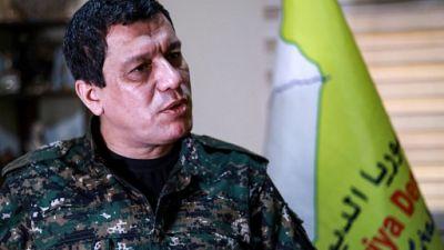 """L'alliance antijihadistes arabo-kurde en Syrie devra bénéficier d'un """"statut spécial"""" (commandant)"""
