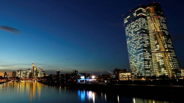 ECB survey sees slower growth and inflation