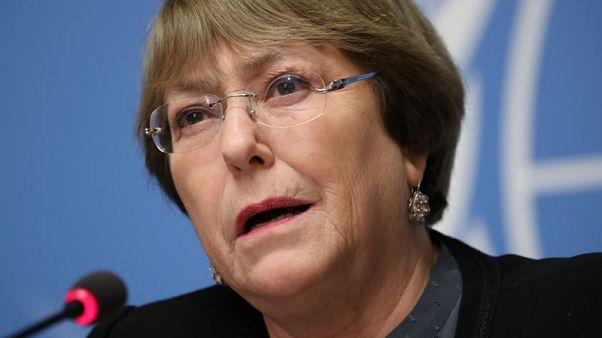 U.N. rights boss calls for independent Venezuela investigation