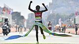 Athlétisme Dopage: la championne olympique Jemima Sumgong suspendue 8 ans pour avoir menti (AIU)