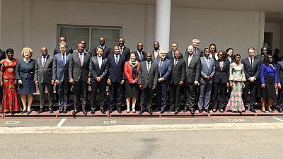 Cooperation : le Premier Ministre ivoirien, Amadou Gon Coulibaly, salue l'engagement de l'Union Europeenne en Cote d'Ivoire