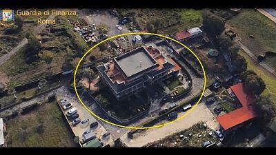 Sequestro da 2,4 mln a clan Casamonica