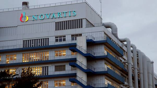 Swiss drugmaker Novartis to build inventory ahead of Brexit