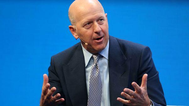 Goldman Sachs's Solomon warns hard Brexit means less investment