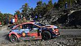 Rallye Monte-Carlo: Loeb remporte sa première spéciale avec Hyundai