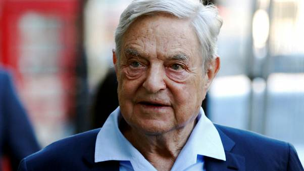 """China says Soros' criticism of Xi is """"meaningless"""""""