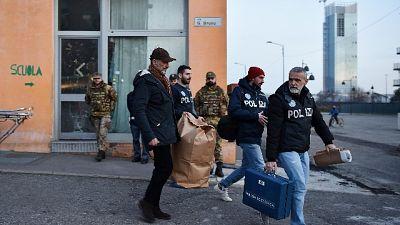 Omicidio ex Moi Torino,convalida arresto