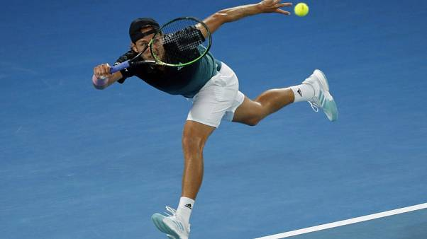 Pouille's best-laid plan goes awry against Djokovic