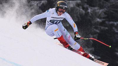 Sci: discesa Garmisch slitta a domenica