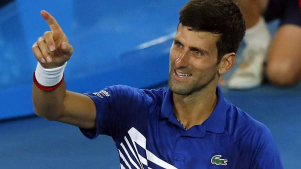 'Divine' Djokovic up for another epic against greatest rival Nadal