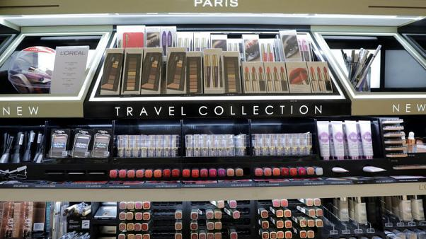 L'Oreal hoards cosmetics in Britain as Brexit looms