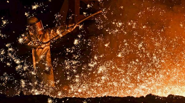 اتحاد: إنتاج الصلب الخام العالمي يقفز 4.6% في 2018