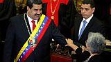 Exclusive: Kremlin-linked contractors help guard Venezuela's Maduro - sources