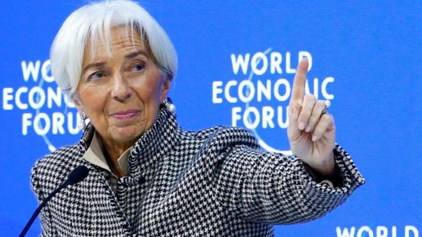 IMF's Lagarde says will recommend approval of next Egypt loan tranche