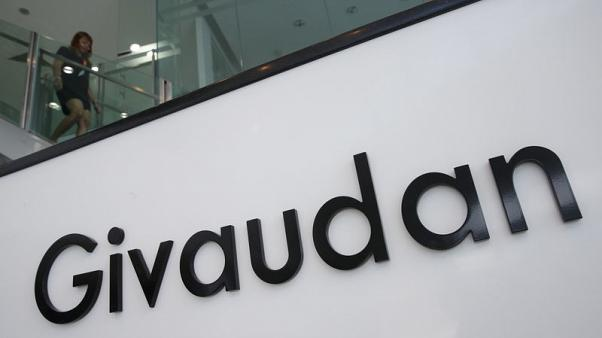 Givaudan posts surprise profit drop as financial costs bite