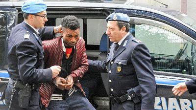 Ok intercettazioni Oseghale in carcere