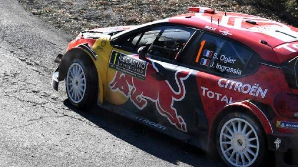 Rallye Monte-Carlo: les pneus, casse-tête et clé du succès