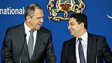 """Venezuela: Lavrov dénonce la politique """"destructrice"""" des Etats-Unis"""