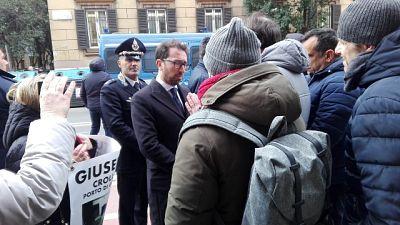 Comitati vittime stragi a Roma
