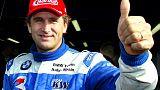 Motor racing - Zanardi looks ahead with realistic expectations