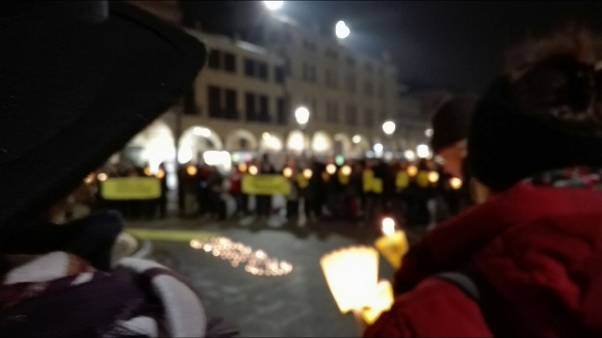 Regeni: in centinaia a fiaccolata Padova