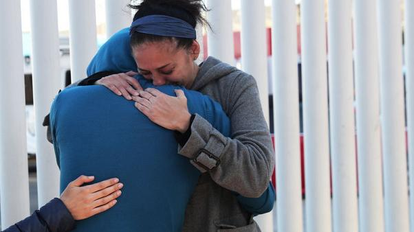 U.S. set to send first group of asylum seekers back to Mexico