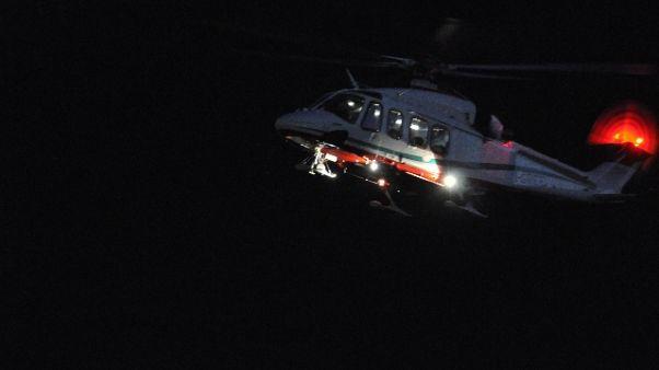 Morto pilota e guida in scontro V. Aosta