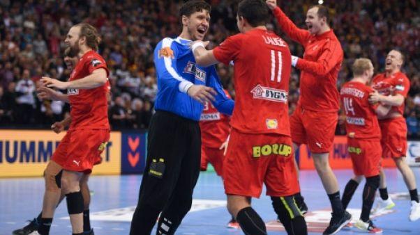 Hand: finale inédite entre le Danemark et la Norvège