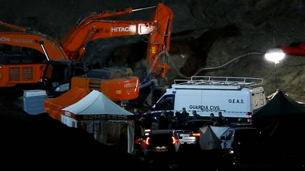 Spanish rescuers find body of toddler trapped in well
