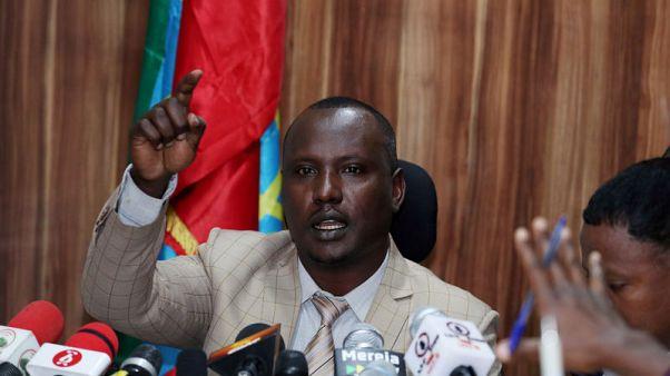 إثيوبيا تتهم رئيسا سابقا لإقليم مضطرب بالتآمر لإثارة حرب أهلية
