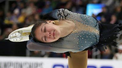 Patinage artistique: Alysa Liu sacrée à 13 ans championne des États-Unis!