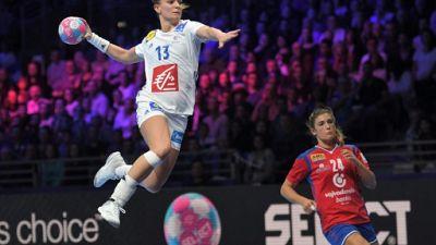 Hand: un parfum de revanche entre Françaises et Russes en Ligue des champions