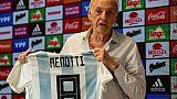 L'Argentine a les joueurs, il faut construire une équipe, a confié Menotti