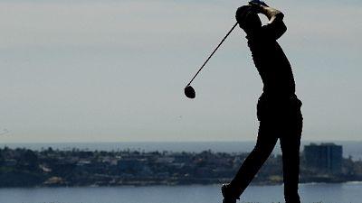 Golf, Farmers Insurance, Rose al comando