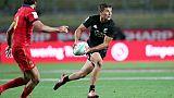 Rugby à VII: la Nouvelle-Zélande écrase la concurrence